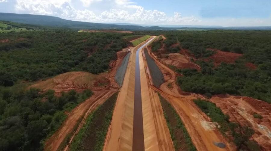 Cinturão das Águas do Ceará.