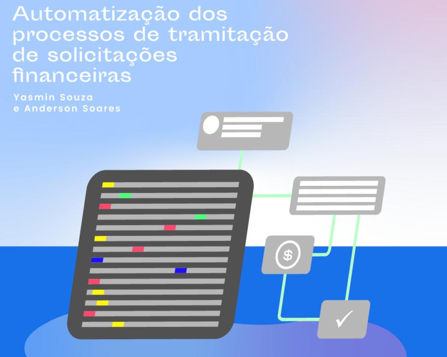 TPF Labs - Automatização dos processos de tramitação de solicitações financeiras | De Yasmin Souza e Anderson Soares